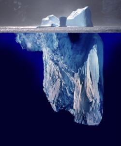 Iceberg Wiktionary